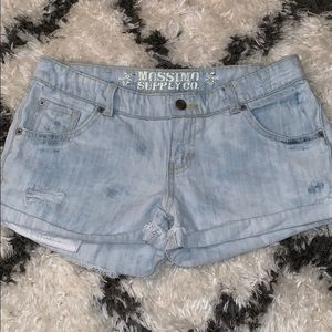 Mossimo Jean Distressed Shorts 7 🔥🔥 sale